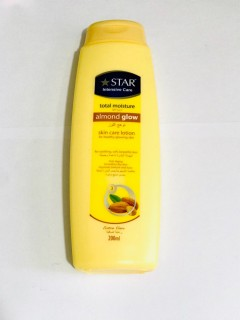 Star Almond Glow Skin Care Lotion(200ml) (MA)