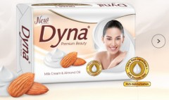 Dyna Milk Cream & Almond Oil(125g) (MA)