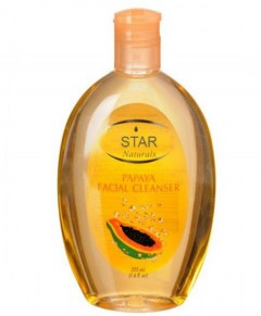 Star Papaya Facial Cleanser(225ml) (MA)