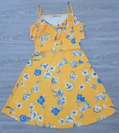 TOPSTARZZ Ladies Turkey Dress (ORANGE) (S - M - L)