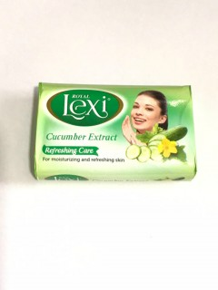 Lexi Cucumber Extract Soap(70g)(MA)