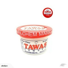 Tawas Powder For Remove The Bad Odors With Perfume Red(50g) (MA)