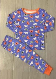 Generic Boys 2 Pcs Pyjama Set (AS PHOTO) (6 Month to 4 Years)