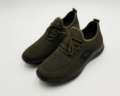 FASHION Mens Shoes (GREEN) (40 to 45)