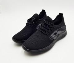 FASHION Mens Shoes (BLACK) (40 to 45)