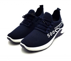 GENERIC Mens Shoes (NAVY) (40 to 45)
