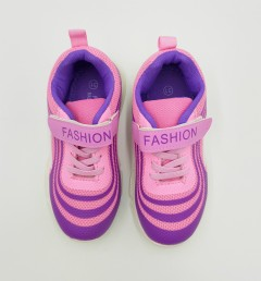FASHION Ladies Shoes (PURPLE) (31 to 36)