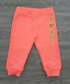XOXO Girls Pants (ORANGE) (18 Months to 7 Years)