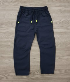 F & F Boys Pants (NAVY) (12 Months to 13 Years)