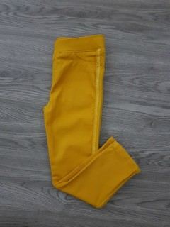OKAIDI Girls Turkey Pants (YELLOW) (3 To 14 Years)