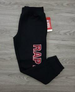 NBA Boys Pants (BLACK) (4 to 16 Years)