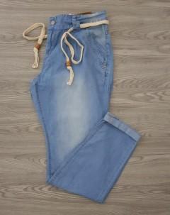 EIGHT2NINE FACTORY Ladies Jeans (BLUE) (M - L)