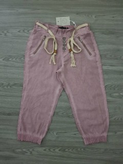 ESSENTIALS Ladies Pants (PINK) (XS - S - M- L - XL)