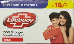 Lifebuoy Silver Shield Formula Total Soap (100g) (MA)