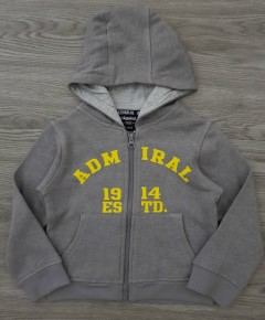 ADMIRAL Boys Hoody (GRAY) (3 to 7 Years)