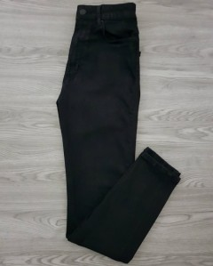 ZARA Ladies Turkey Jean Pants (BLACK) (26 to 42 EURO)