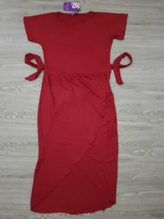 MAC FLY Ladies Turkey Dress (RED) (S - M - L - XL)