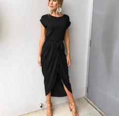 MAC FLY Ladies Turkey Dress (BLACK) (S - M - L - XL)