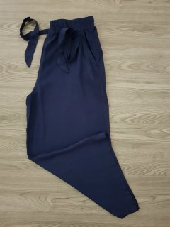 HANIMCA Ladies Turkey Pants (NAVY) (S - M - L - XL)