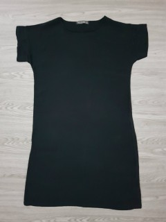 HANIMCA Ladies Turkey Dress (BLACK) (S - M - L - XL -XXL -3XL)