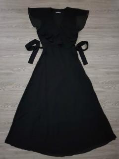 KAKTUS Ladies Turkey Dress (BLACK) (S - M - L - XL)