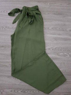 HANIMKA Ladies Turkey Pants (GREEN) ( S _ M _ L _ XL )