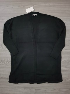 FISHER FIELD Ladies Sweater (BLACK) (34 to 42 EURO)