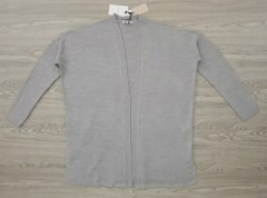 FISHER FIELD Ladies Sweater (GRAY) (34 to 40 EUR)