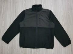 LEG3ND Mens Jacket (BLACK) (L - XL)