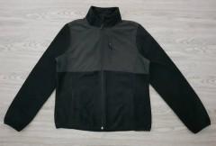 LEG3ND Mens Jacket (BLACK) (S - L - XL)