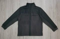 LEG3ND Mens Jacket (BLACK) (L - XL - 2XL)