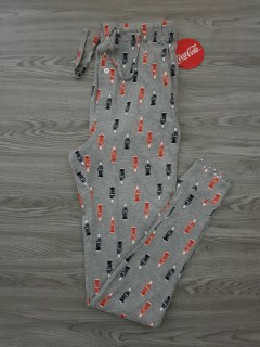 COCACOLA Ladies Pants (GRAY) (S - M - L - XL)