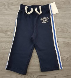 OSHKOSH Boys Pants (NAVY) (12 Months to 12 Years)
