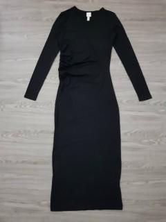 H.M Ladies Dress (BLACK) (XS - S - M - L - XL - XXL)