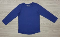 NEXT Boys Long Sleeved Shirt (BLUE) (3 to 4 years)