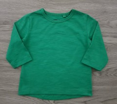 NEXT Boys Long Sleeved Shirt (GREEN) (3 Month to 4 years)