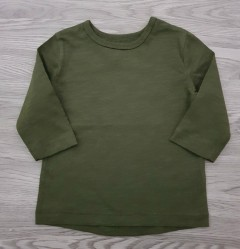 NEXT Boys Long Sleeved Shirt (GREEN) (6 Month to 6 years)
