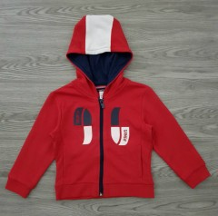 GAMER SPORTY  Boys Hoody (RED) (3 to 14 Years)