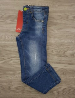 S.OLIVER Boys Jeans (BLUE) (18 Months to 8 Years)