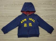 ADMIRAL Boys Hoodi (NAVY) (5 to 7 Years)