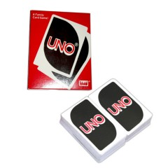 UNO Plastic Playing Cards Game (K8)