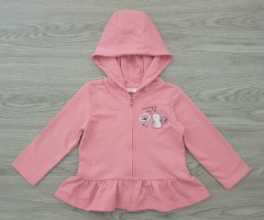PEPCO Girls Hoodie (PINK) (74 to 98 CM)