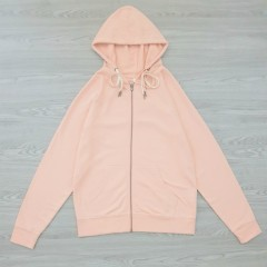 INDEPENDENT TRADING COMPANY Ladies Hoodie (LIGHT PINK) (M - L - XL)