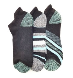 FITTER FIT FOR ME Ladies Socks 3 Pcs Pack (RANDOM COLOR) (FREE SIZE)
