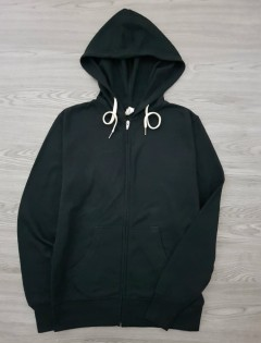 INDEPENDENT TRADING COMPANY Ladies Hoodie (BLACK) (XS - S - M - L - XL)