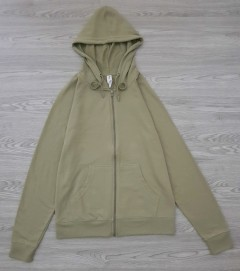INDEPENDENT TRADING COMPANY Ladies Hoodie (OLIVE) (M - L - XL)