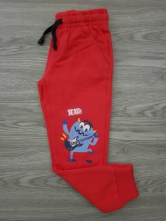 PEPCO BOYS Boys Pants (RED) (3 to 9 Years)