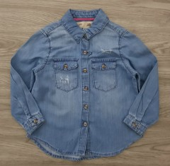 DENIMCO Kids Shirt (BLUE) (1 to 7 Years)