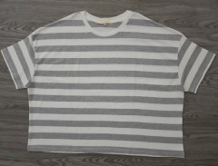 EARTH Ladies T-shirt (LIGHT- WHITE) (S - M- L - XL)