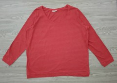 JANINA Ladies Blouse (RED) (46 to 58 EURO)